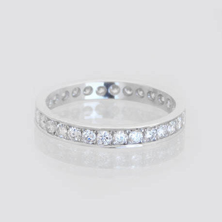Abbey Eternity Diamond Ring
