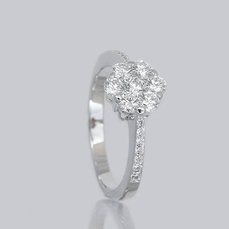 Penelope Engagement Diamond Ring