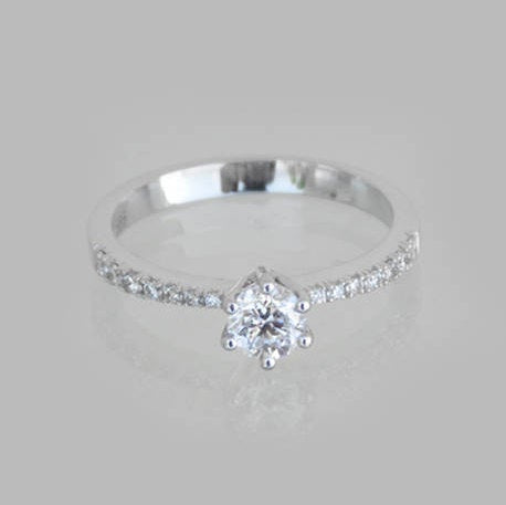 Chelsey Engagement Diamond Ring