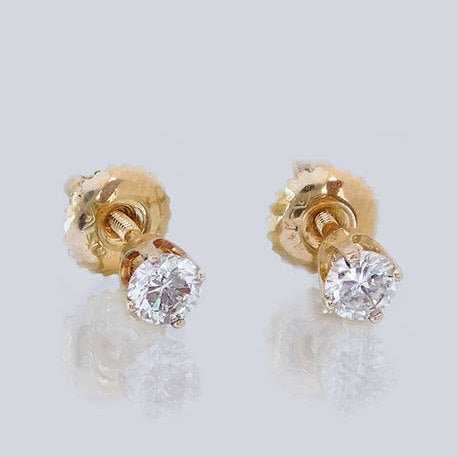 Nadia Diamond Stud Earrings