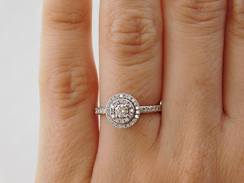 Elinor Engagement Diamond Ring