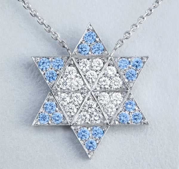 NiStar Star of David Pendant