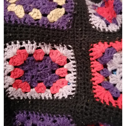 Crochet time: Granny squares  01/02/2020   1.30pm-4pm Saturday