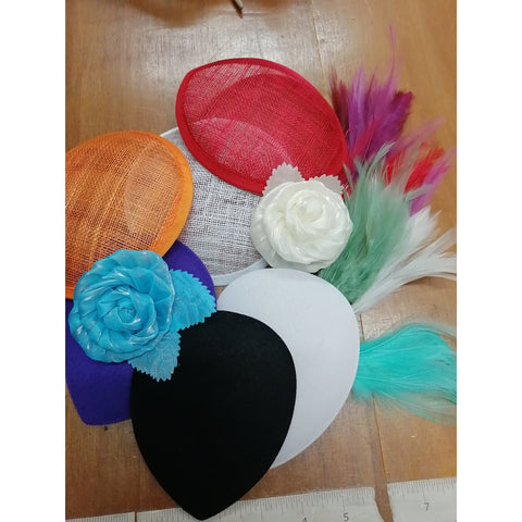 Gold Cup 2020: Make your own fascinator for the Races   29/02/2020
