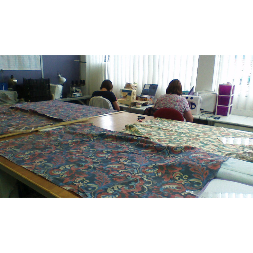 The Quick Curtain Course, Saturday date to be decided - MadOnSewing