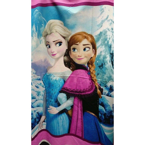 Disney Frozen Elsa and Anna panel