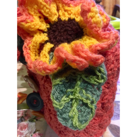 Crochet Flowers 18/01/20 1.30pm-4pm Saturday