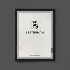 BetterMan Workbook<br>(Bundle of 10)
