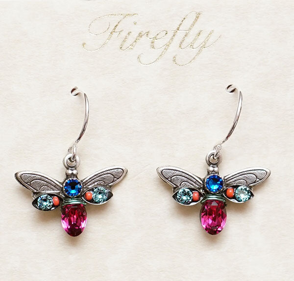 Firefly 6957-FH Bee Earrings