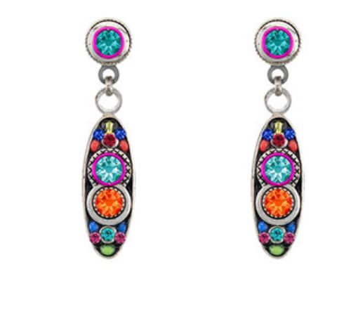 Firefly 7930P-MC Earrings Multicolor