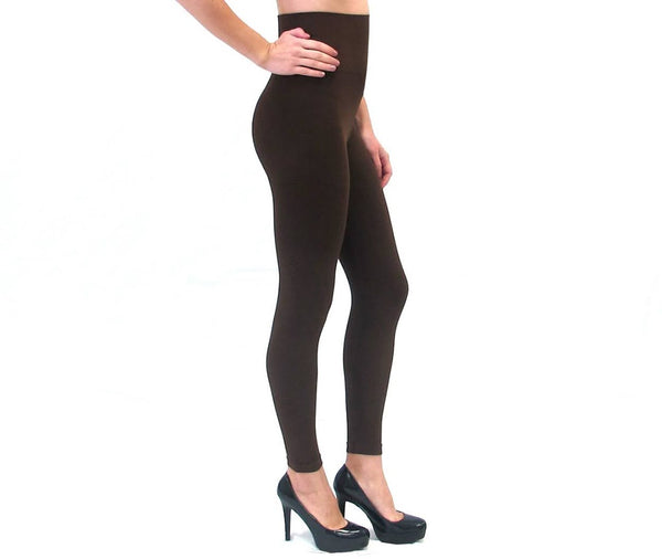 Elietian Legging Full - Chocolate
