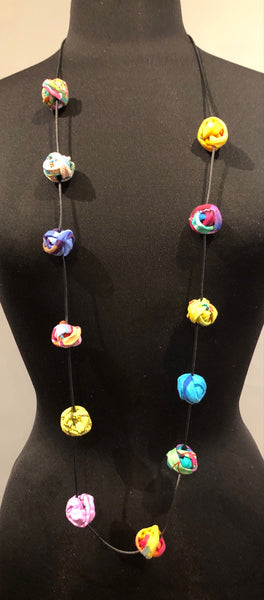 Ficklesticks MULTI Gum Ball Necklace - N92MUL