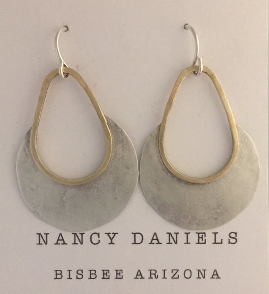 Nancy Daniels - Falling Water Earrings