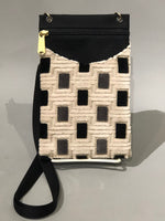 Danny K Cell Phone Bag - Grid