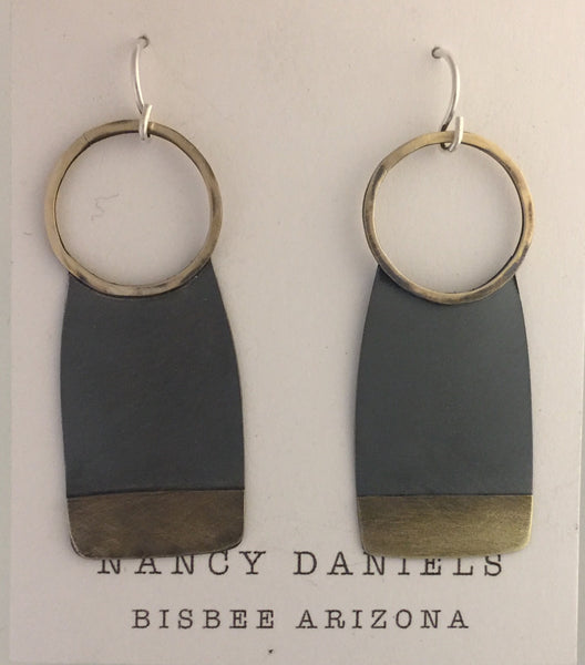 Nancy Daniels - Into The Sea Earrings