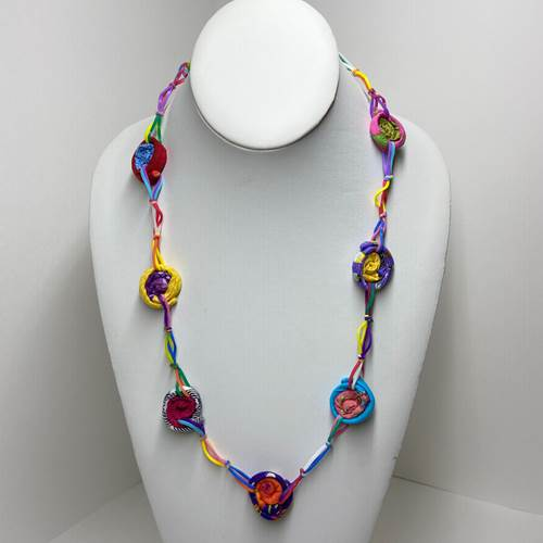 Ficklesticks Confetti Necklace - N115