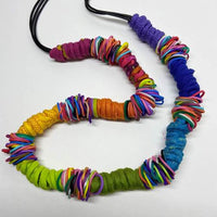 Ficklesticks Candy Necklace - N122-MUL
