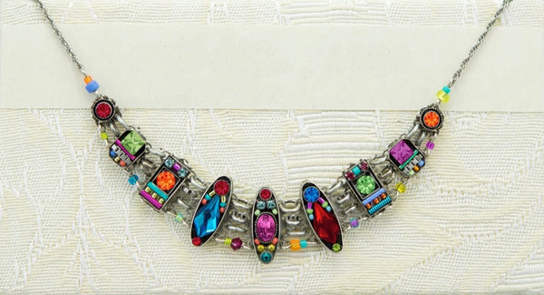 Firefly 8861 Necklace Milano Multicolor