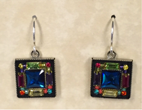 Firefly Square Earring  7617-MC
