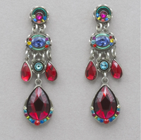 Firefly E4P-MC Elizabeth Chandelier Post Earring