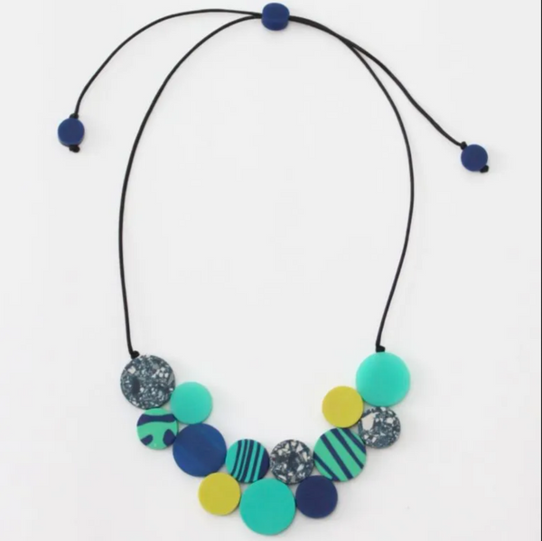 Sylca Ocean Mila Bib Necklace
