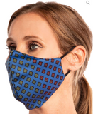 Last Tango Unisex Stretch Fabric Face Mask - PU51