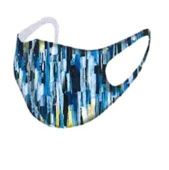 Dolcezza Mask 2059 Blue/Black/Yellow