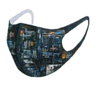 Dolcezza Mask 2070 Black/Blue