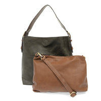 Joy Susan Hobo Bag - Juniper L8008-90