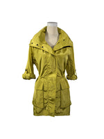 Silk + Honey YELLOW Travel RainJacket/Windbreaker