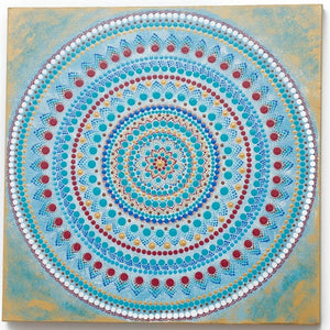 Dot Mandalas: Questions about commission work