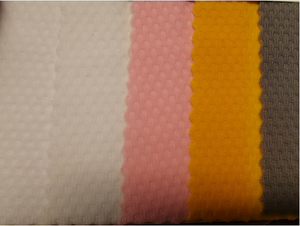 New Coming High Elastic Eyelet Jacquard Fabric 76% Nylon 24% Spandex