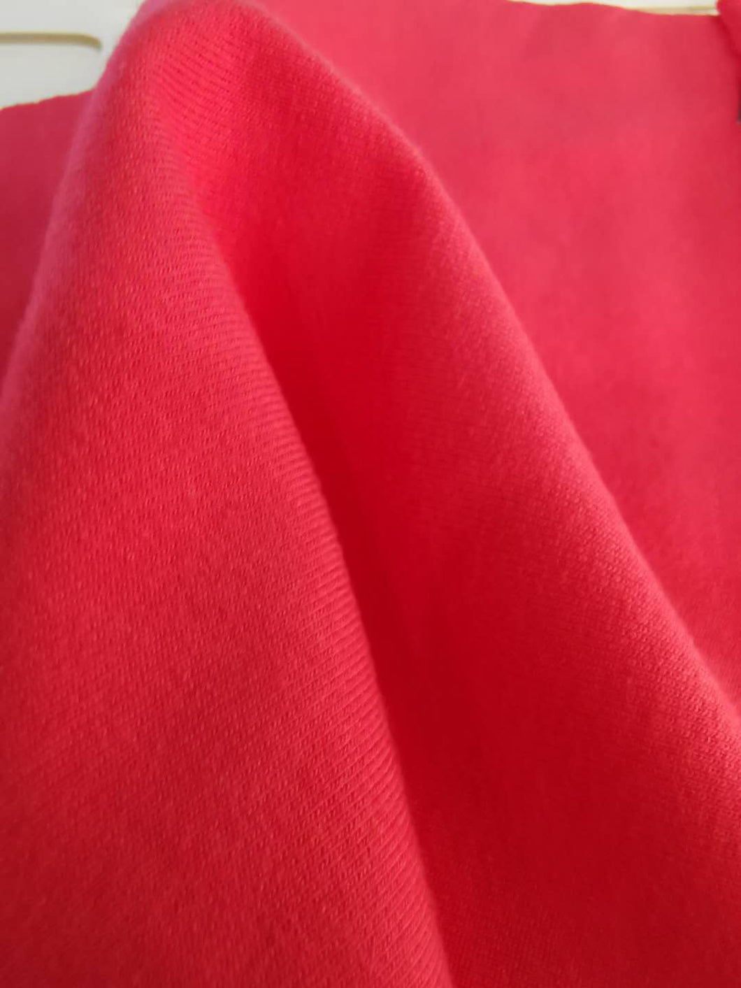 High Quality Multi Color Knitted Plain Dyed Elastic Bamboo Knitted Sweater Fabric 68% Bamboo Fiber 27% Cotton 5% Spandex