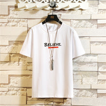 Load image into Gallery viewer, T-shirt For Men Fashion Printed T-shirt Style Men's Short Tshirt Wholesale China   MYY1018