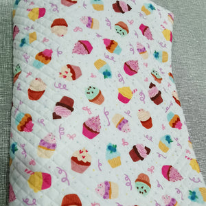 Bullet Fabric For Little delicious cupcakes seamless pattern 45009662