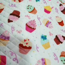Load image into Gallery viewer, Bullet Fabric For Little delicious cupcakes seamless pattern 45009662
