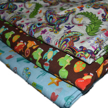 Load image into Gallery viewer, Cotton Lycra Fabric For Kids Fashion Baby Clothes