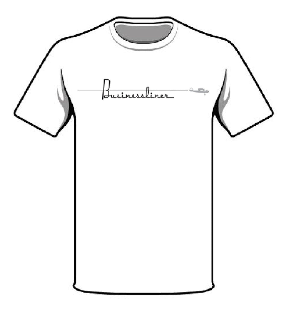 Businessliner T-shirts (Men's & Women's)