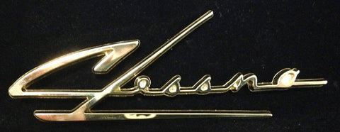 Reproduced Cessna Businessliner Emblem
