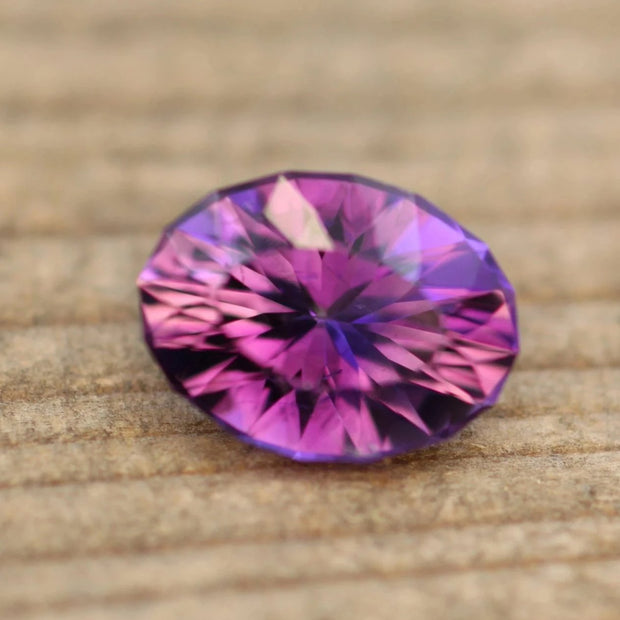 Precision Calibrated Size Oval Amethyst - Brilliant Oval Gemstone - Precision Cut Amethyst - Brazilian Amethyst - Loose Gemstone