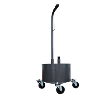 Load image into Gallery viewer, 22L Canister Aluminum Trolley