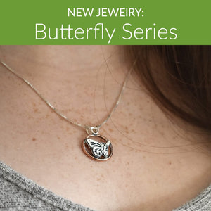 NEW Butterfly Jewelry