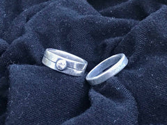 Beth Millner Jewelry Wedding Ring Set