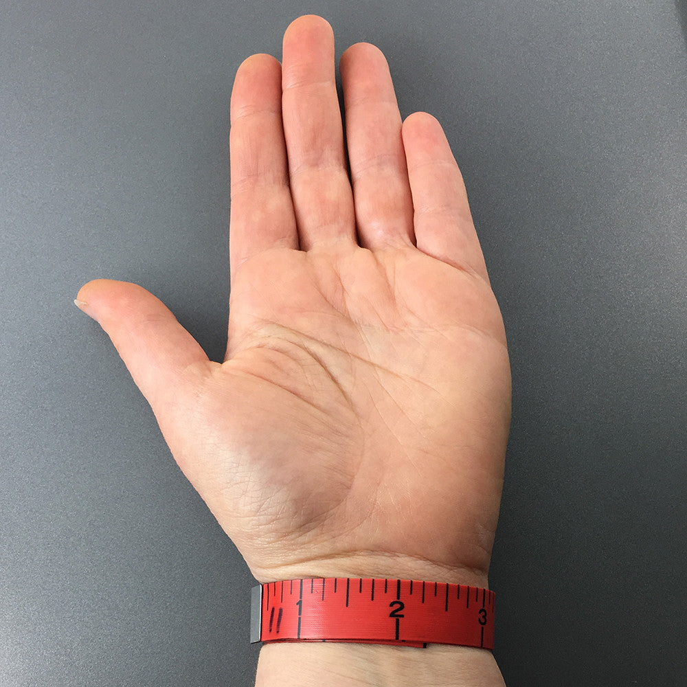 Bracelet Wrist Measurement