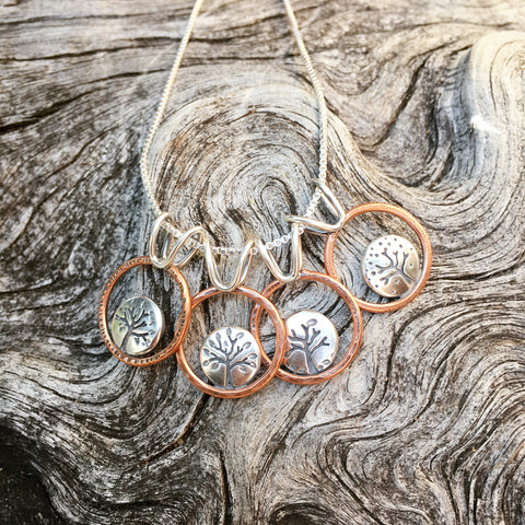 Recycled Metal Jewelry by Beth Millner Jewelry