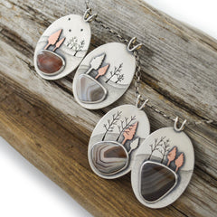 New Wonderland Pendants by Beth Millner Jewelry