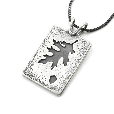Planting the Future Fundraiser Pendant by Beth Millner Jewelry