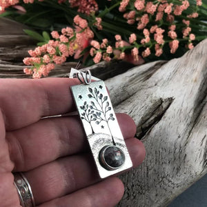 Written in the Stars Wonderland Pendant