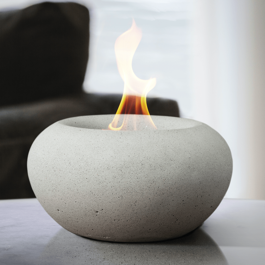 Stone Fire Bowl Table Top