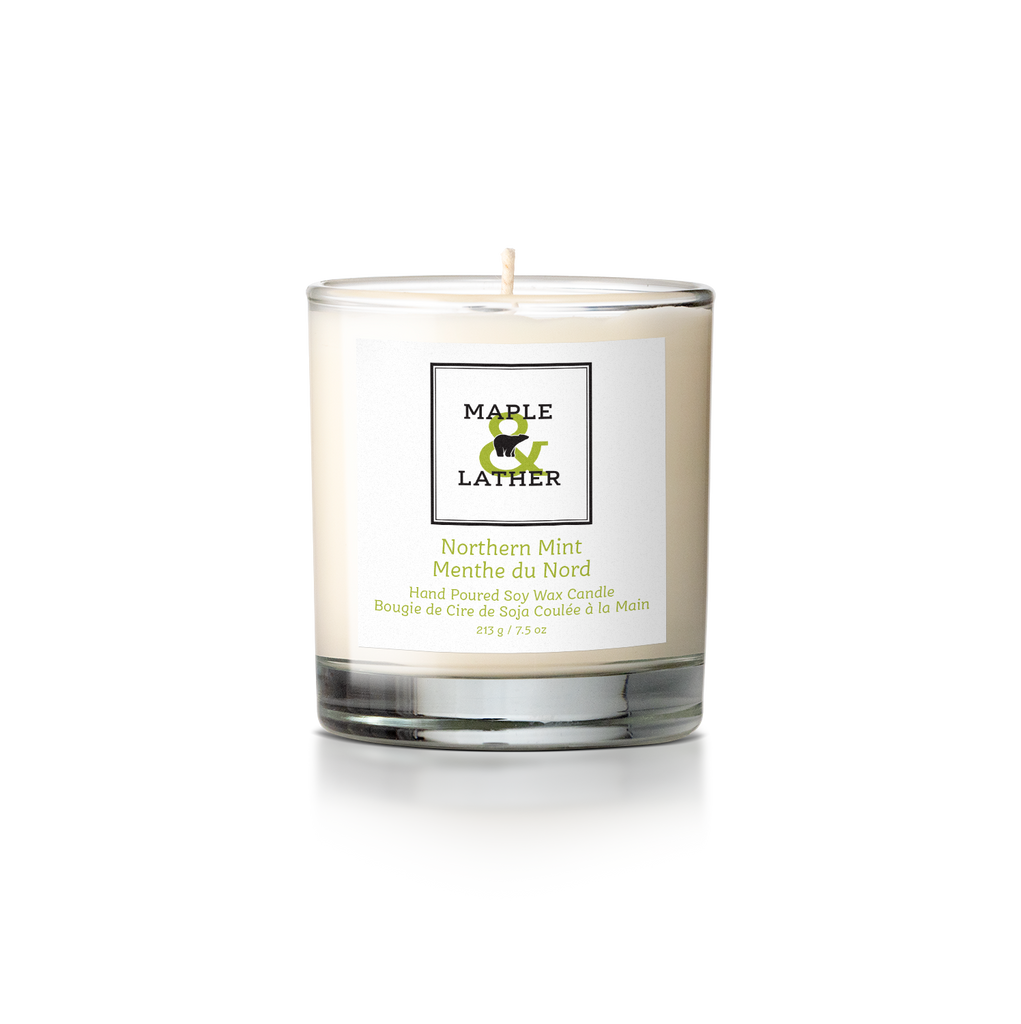Northern Mint Soy Candle